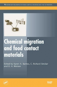 Chemical migration and food contact